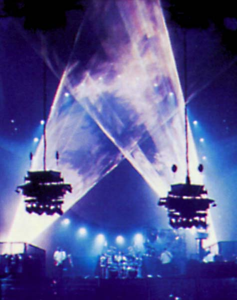 Pink Floyd Last Tour
